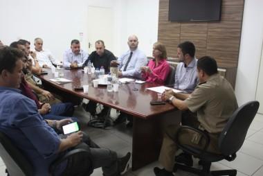 Polícia Militar apresenta arquitetura contra o crime em Içara
