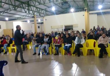 Balneário Rincão implanta projeto Escola de Pais