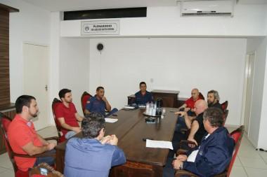 Robetti pretende facilitar aberturas de empresas em Içara