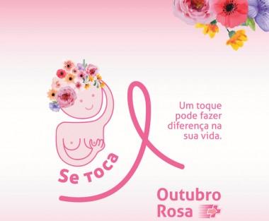 Ações de conscientização ao câncer de mama no HSJosé