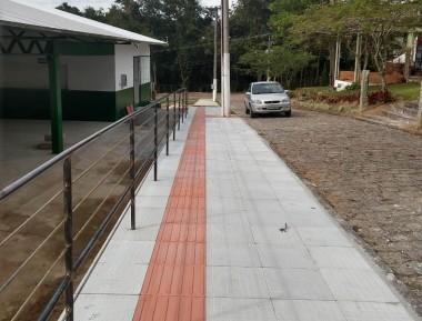 Parque Municipal recebe melhorias para a XVIII Festa do Vinho