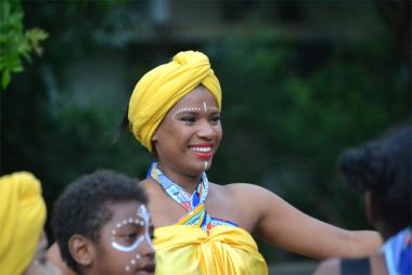 Semana da Consciência Negra da Unesc é encerrada com dança e conhecimento compartilhado