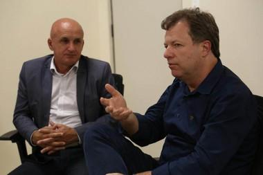 Lideranças se reúnem para falar sobre novo acesso sul ao Rincão