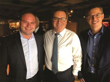 Esmeraldino realiza reunião com Ministro do Turismo