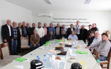 Cooperaliança sedia encontro da FECOERUSC