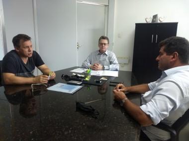 Acélio Casagrande encaminha Programa de Residência Médica ao HMISC