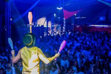Réveillon Circus encanta público e já planeja a próxima edição