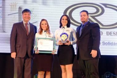 Empresas Rio Deserto recebe Prêmio Empresa Cidadã