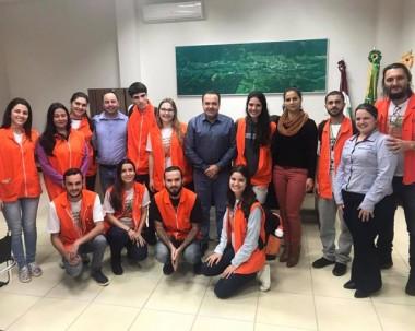 Alunos do Projeto Rondon dividem seu conhecimento em Treviso