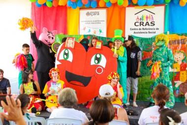 Mais de 250 pessoas participam do Rua de Lazer e Cidadania em Içara