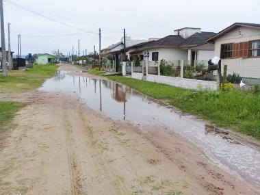 Vereador solicita melhoria ao bairro Polícia Rodoviária