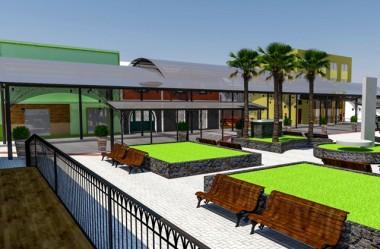 Projeto da obras da praça de São Bento Baixo é apresentado