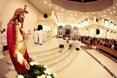 Santuário do Sagrado Coração de Jesus entra na plataforma online