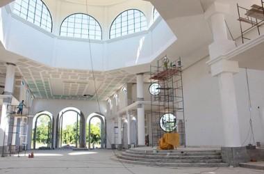 Santuário: peregrinação antecede inauguração