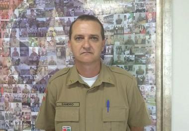 Batalhão da Polícia Militar de Araranguá Recebe Sargento