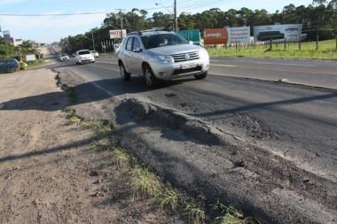 Restauração da Rodovia SC-445 via custar R$ 12 milhões