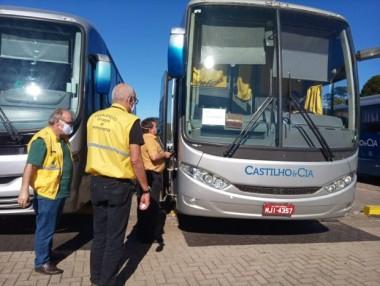 Aresc intensifica fiscalização de transportes fretados em indústrias