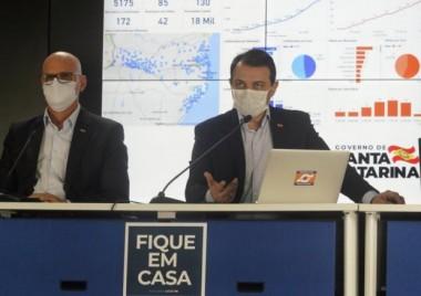 Governador e secretário de Educação apresentam balanço durante pandemia