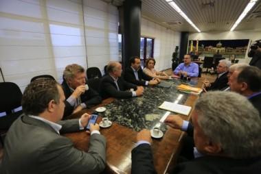 Agronegócio: Colombo reforça compromisso para proteção do setor