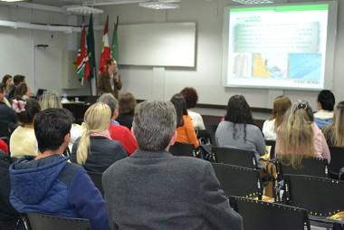 SENAI Criciúma discute os desafios da indústria 4.0