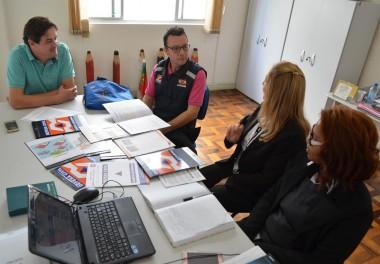 Siderópolis adere a projeto Defesa Civil na Escola