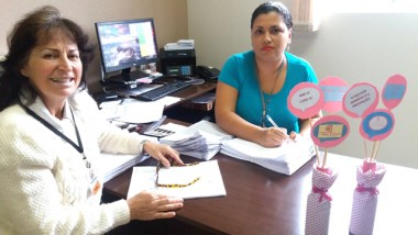 Sindserpi apoia a campanha Outubro Rosa em Içara