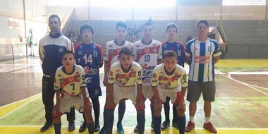 Equipe Sub-14 de Içara perde vaga à semifinal nos pênaltis