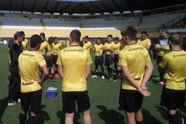 Equipe Sub-20 do Tigre inicia caminhada da Copa do Brasil