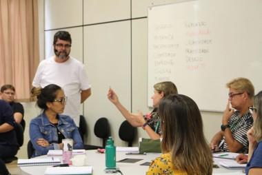Professores dialogam sobre a Metodologia Satc 2030