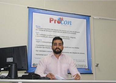 Procon do município de Içara é contra limitação de banda larga