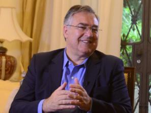 Terceira e última parte da entrevista com o governador Colombo