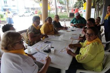 Ações do Setembro Amarelo são levadas à praça