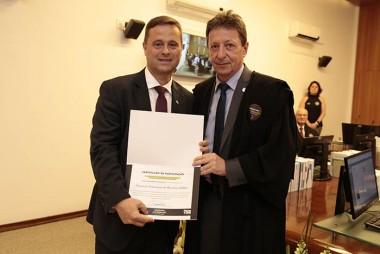 """Entidades colaboradoras da campanha """"Eleição com Participação"""" recebem certificado"""