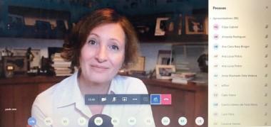 Sônia Bridi fala sobre o papel da imprensa em aula magna do Jornalismo Satc