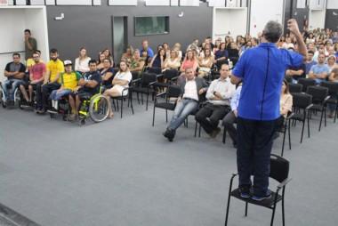 Semana de Formação Continuada da Satc recebe professores