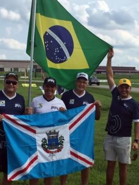 Guerini Team/FME/Içara conquista resultados históricos no tiro