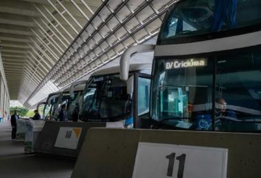 Governo de SC autoriza retomada do transporte coletivo interestadual