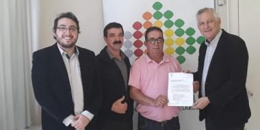 Joaci Domingos Pereira manifesta apoio a pauta para Içara e região