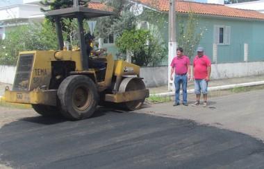 Secretaria de Obras inicia operação tapa buracos