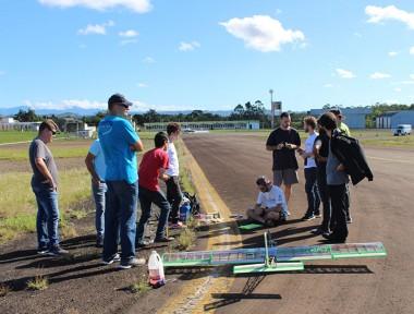 Protótipo AeroSatc passa por voo experimental