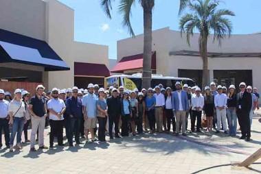 Trade de Camboriú participa de visita no Porto Belo Outlet Premium