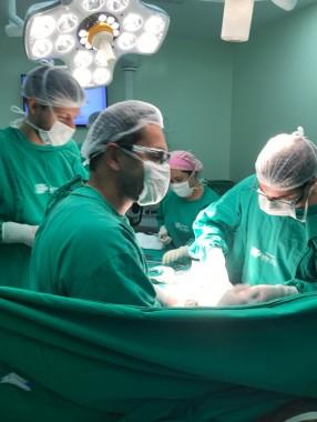 Equipe médica do HSJosé realiza segundo transplante renal