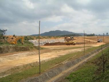 Cirsures irá inaugurar ampliação do aterro sanitário