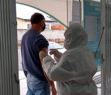 Urussanga alcança 87,8% da meta na campanha contra a Grip Influenza