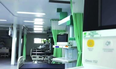 HSD conta com dois pacientes positivados e nove que aguardam exames