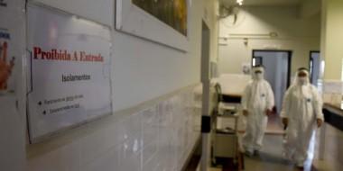 HSD conta com dois pacientes na UTI e seis na clínica de isolamento