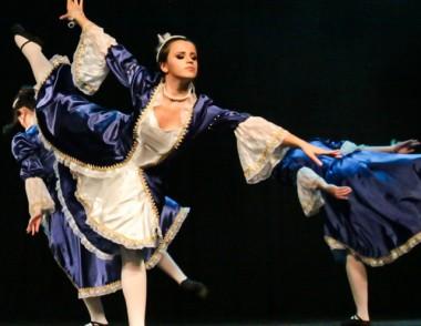 Cerca de 600 bailarinos vão subir ao palco do Unesc em Dança