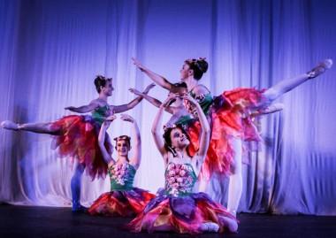 Unesc em Dança: Bailarinos e bailarinas emocionam o público