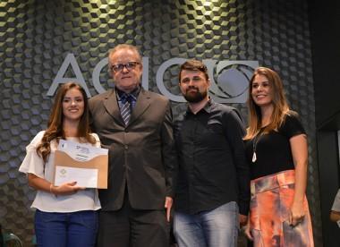 Unisul TV fica em segundo lugar no Prêmio ACIC de Jornalismo