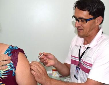 Secretaria de Saúde estende horários de vacinação contra Febre Amarela